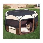 Ware Manufacturing -  Delux Pop-up Playpen Size Large 32.75 H X 50 W X 50 D 0791611020814