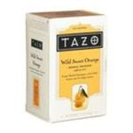 Tazo - Wild Sweet Orange Herbal Infusion Caffeine Free 20 Filterbags 20 tea bags 0794522200344  / UPC 794522200344