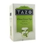 Tazo - Tea China Green Tips 20 Tea Bags 20 tea bags 0794522201327  / UPC 794522201327