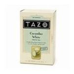 Tazo - Cucumber White Tea 20 Filterbags 20 tea bags 0794522214020  / UPC 794522214020