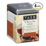 Tazo - Oolong Tea Full Leaf Tea Ti Kwan Yin 15 bags 0794522215300  / UPC 794522215300