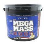 Weider -  Super Mega Mass 2000 Smooth Chocolate 6.5 lb 0796502513079