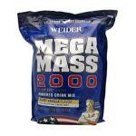 Weider -  Super Mega Mass 2000 Creamy Vanilla 12.1 lb 0796502516025