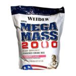 Weider -  Super Mega Mass 2000 Strawberry 12.1 lb 0796502517022