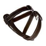 Ezydog -  Chestplate Dog Harness In Black Size-see Chart Below Medium:14.5 23.5 N 0807203105033