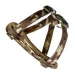 Ezydog -  Chestplate Dog Harness In Green Camo Size-see Chart Below X-large 19 32 N 0807203105101