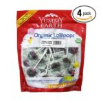 Yummy Earth -   None Organic Lollipops Chili Lime Lambada 0810165010727 UPC 81016501072