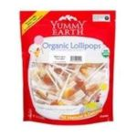Yummy Earth -  Organic Candy Drops Mango Tango 0810165011106