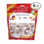 Yummy Earth -  Yummyearth Organic Candy Drops Ginger Zest Pouches 0810165012264