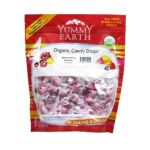 Yummy Earth -  Organic Candy Drops Gluten Free Strawberry Smash 0810165012530