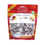 Yummy Earth -  Organic Candy Drops Gluten Free Very Very Cherry 0810165012622