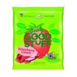 Goody Good Stuff -  Vegetarian Strawberry Cream Gummy Berries 2.65 lb 0814757010287