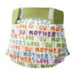 Gdiapers -  Reusable Cover 0816669010669