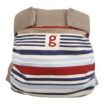 Gdiapers -  Gstyle Fall 2012 Gpants Medium Gallant Stripe 0816669010997