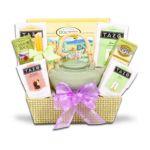 Alder creek gifts - Mother's Day Zen Tea Basket 0843401040424  / UPC 843401040424