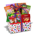 Alder creek gifts -  Happy Birthday Treasures Basket 0843401055411