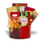 Alder creek gifts - Bountiful Tidings Basket 0843401057217  / UPC 843401057217