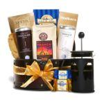 Alder creek gifts - Coffee Bean & Tea Leaf Grand Expressions Basket 0843401058603  / UPC 843401058603