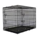Go Pet Club -  Two Door Folding Metal Dog Crate 48 in 0852134002654