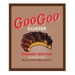 Always - Googoo Cluster Peanut Butter 0852299003145  / UPC 852299003145