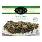 Saffron Road - Gourmet Frozen Entrees - Lamb Saag 0857063002027  / UPC 857063002027