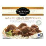Saffron Road - Gourmet Frozen Entrees - Manchurian Dumplings 0857063002126  / UPC 857063002126