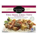 Saffron Road -  Gourmet Frozen Entrees -  Thai Basil Chili w/ Tofu 0857063002140