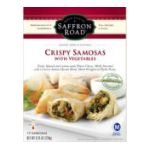 Saffron Road -  Hors D'oeuvres -  Crispy Samosas With Vegetables 0857063002300