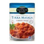 Saffron Road - Simmer Sauces - Tikka Masala 0857063002607  / UPC 857063002607