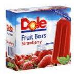 Dole - Fruit Bars 0860510000064  / UPC 860510000064