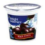 Weight Watchers -  Yogurt Nonfat Black Cherry 0883038020031