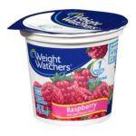 Weight Watchers -  Raspberry Nonfat Yogurt 0883038020055