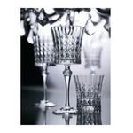 ARC International - Cristal D'arques Lady Diamond Stemmed Glasses Set of 6 0883314057492  / UPC 883314057492