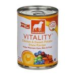 Dogswell -  Vitality For Dogs Chicken & Sweet Potato Stew Recipe Cans 0884244008219