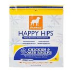 Dogswell -  Dogswell Happy Hips Dry Dog Food Chicken & Oats Bag 22.5 lb 0884244126111