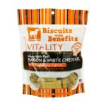 Dogswell -  Vitality Biscuits With Benefits 0884244152233