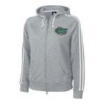 Adidas  -   None adidas Florida Gators Womens Full Zip Hood 0885580134662 UPC 88558013466