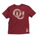 Adidas  - adidas Oklahoma Sooners Super Soft Vintage Mascot T-Shirt 0885580294984  / UPC 885580294984