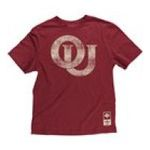 Adidas  - adidas Oklahoma Sooners Super Soft Vintage Mascot T-Shirt 0885580295011  / UPC 885580295011