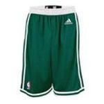 Adidas  - adidas Boston Celtics Road Swingman Shorts 0885580466657  / UPC 885580466657