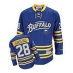 Adidas  - Reebok Buffalo Sabres Paul Gaustad Premier Third Jersey 0885580629526  / UPC 885580629526