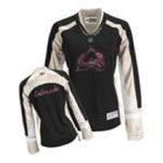 Adidas  -  Reebok Colorado Avalanche Womens Champagne Jersey 0885580689469