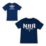 Adidas  - adidas NBA Logoman Intramural Tri-Blend T-Shirt 0885580751388  / UPC 885580751388