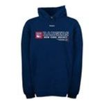 Adidas  - Reebok New York Rangers Center Ice Call Sign Hooded Sweatshirt 0885580760205  / UPC 885580760205