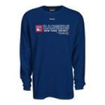 Adidas  - Reebok New York Rangers Center Ice Call Sign Thermal 0885580764401  / UPC 885580764401