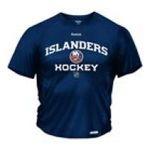 Adidas  - Reebok New York Islanders Authentic Team Hockey Heathered Speedwick T-shirt 0885580765927  / UPC 885580765927