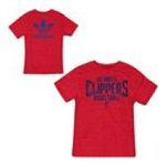Adidas  - adidas Los Angeles Clippers Intramural Tri-Blend T-Shirt 0885580945527  / UPC 885580945527