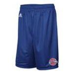Adidas  - adidas Detroit Pistons Mesh Short 0885580961855  / UPC 885580961855