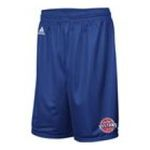 Adidas  - adidas Detroit Pistons Mesh Short 0885580961862  / UPC 885580961862