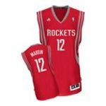 Adidas  - adidas Houston Rockets Kevin Martin Revolution 30 Swingman Road Jersey 0885587290569  / UPC 885587290569